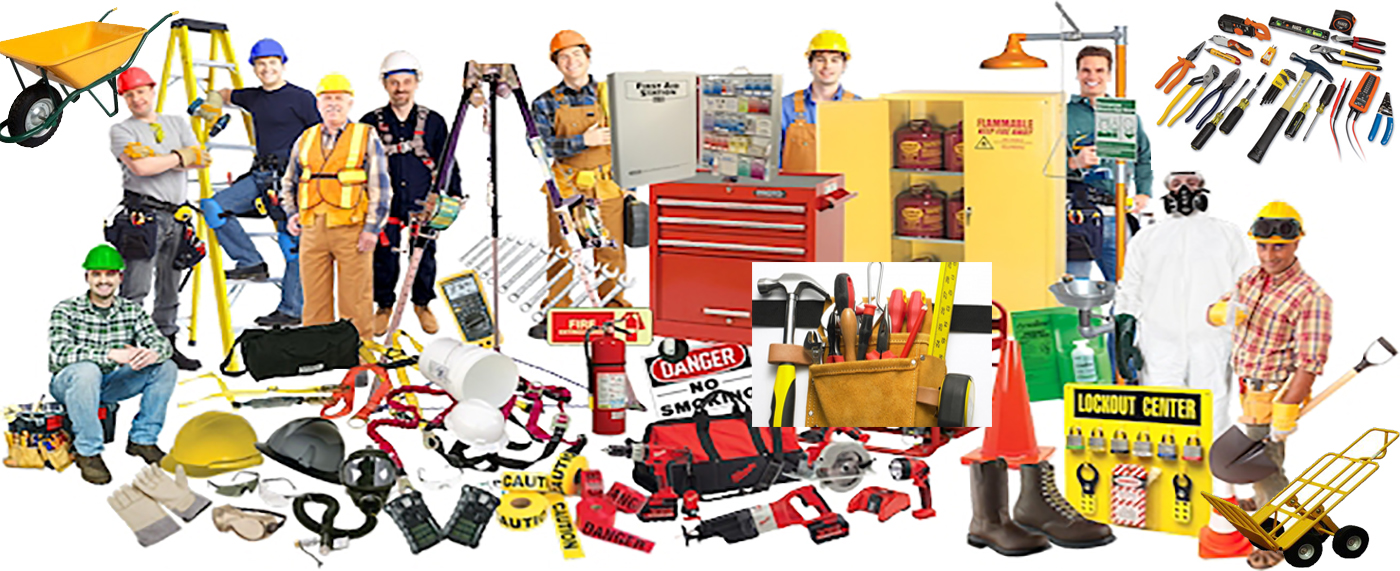 Safety Products / PPE Materials in UAE