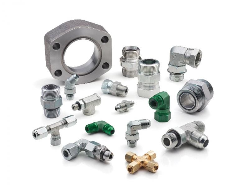 Water pumps and fittings